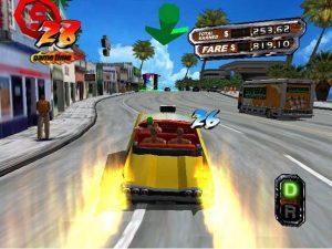 crazy taxi 3 indir