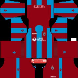 dls trabzonspor ev sahibi forma