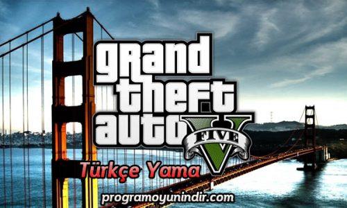 Gta 5 Türkçe Yama
