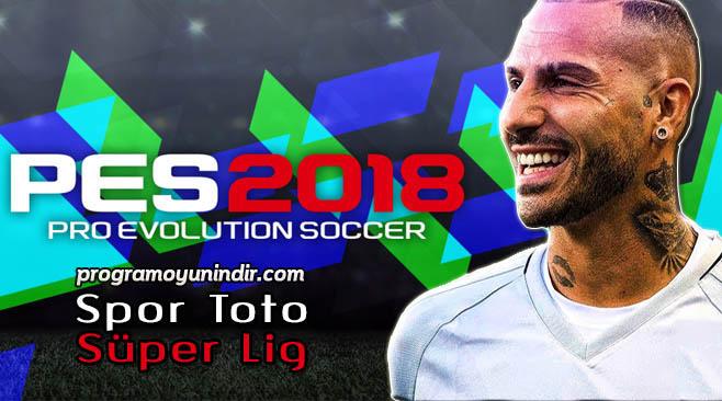 Pes 2018 Spor Toto Süper Lig Yaması