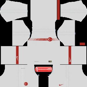 dls türkiye beyaz forma