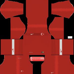 dls türkiye kırmızı forma