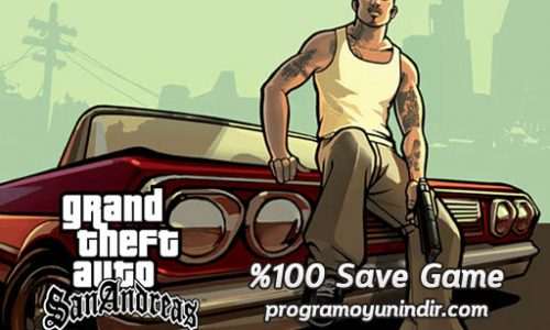 Gta San Andreas Save Game indir