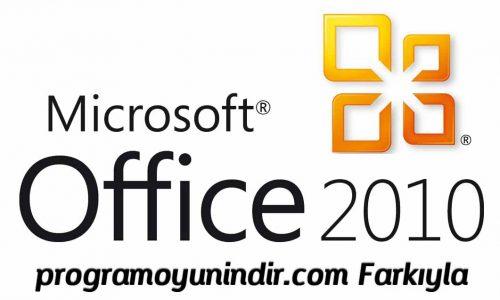 Microsoft Office 2010 indir