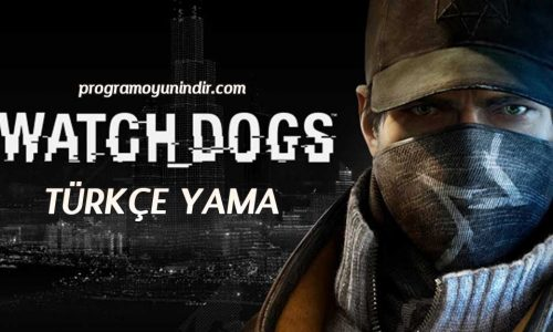 Watch Dogs Türkçe Yama
