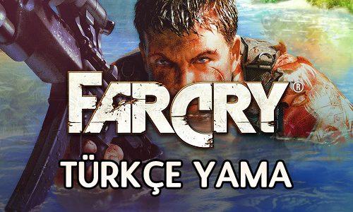 Far Cry 1 Türkçe yama indir