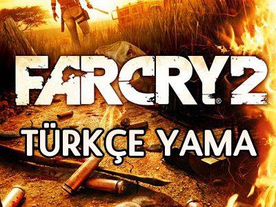 Far Cry 2 Türkçe Yama indir