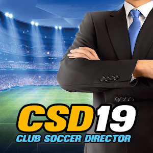 club soccer director 2019 apk indir