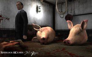 Sherlock Holmes Versus Jack The Ripper indir