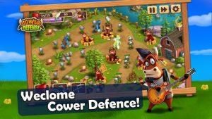 Cower Defense Apk İndir