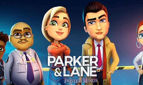 Parker & Lane Twisted Minds indir
